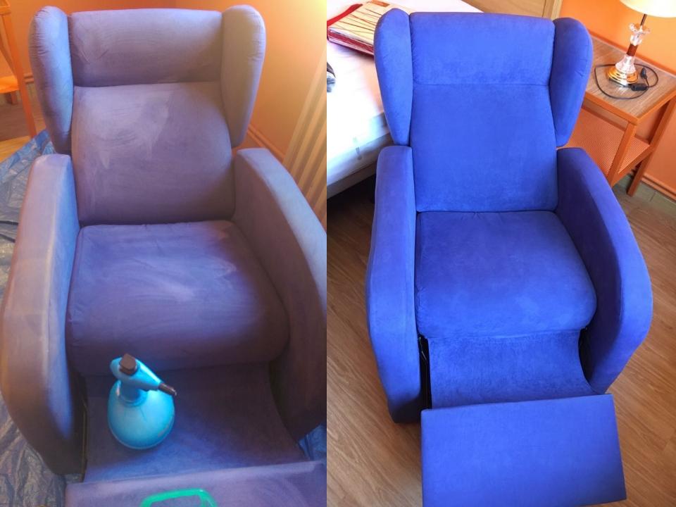 Tapinet navarra limpieza de tapicerias en navarra la - Limpieza sofas a domicilio ...